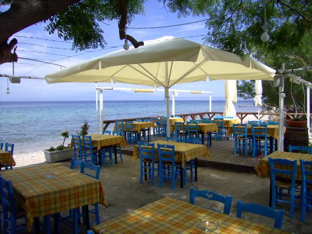 Ψαροταβέρνα – Restaurant – KLISMA