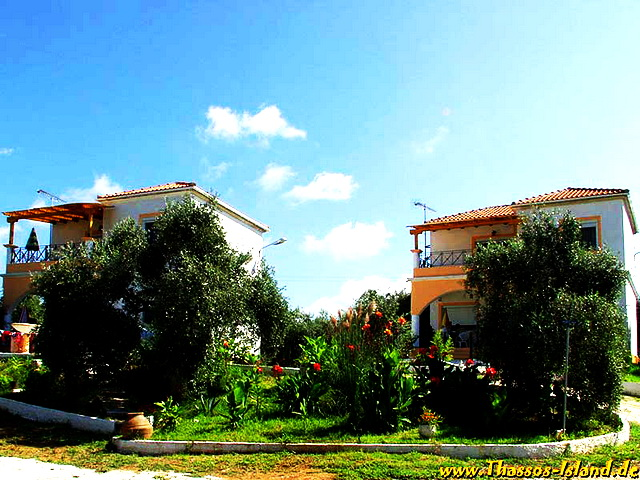 KALLIOPIS HOUSES – Bungalows